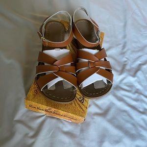 Women's (Big Kid) Saltwater Sandals